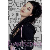 Dvd-evanescence-live In Germany 2003-em Otimo Estado