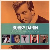 Cd Boxset Bobby Darin Original Album Series {import} 5 Disco