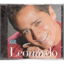 Cd Leonardo - Te Amo Demais - Novo