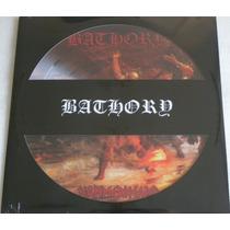 Bathory Hammerheart Picture Disc Selado Black Mark Sweden