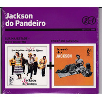 Jackson Do Pandeiro - Cd Majestade Rei Ritmo / Forró Do...