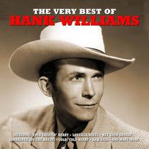 Cd Hank Williams Very Best Of [not Now] [eua] Novo Lacrado