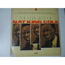 Disco Vinil Lp The Very Best Of Nat King Cole Lindooo##
