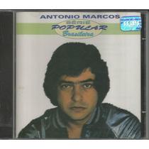 Cd Antonio Marcos - Série Popular Brasileira - 1993