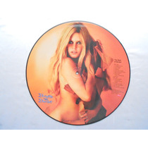 Lp Picture Disc Brigitte Bardot- The Best Of Bardot