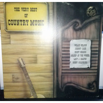 Lp Country: The Very Best Of Country Music - Frete Grátis
