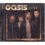 Oasis - Live- Cd Raro Novo Lacrado Original Ótimo Preço Veja