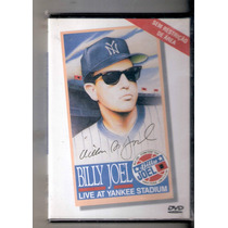 Dvd Billy Joel Live At Yankee Stadium Semi-novo