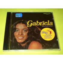 Cd Gabriela - Novela Rede Globo - Lacrado.