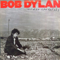 Lp Bob Dylan - Under The Red Sky - Vinil Raro