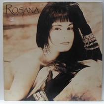 Lp Rosana - Onde O Amor Me Leva - 1989 - Epic