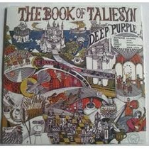 Lp - Deep Purple - The Book Of Taliesyn (ed 1968)