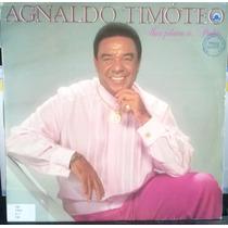 Lp: Agnaldo Timóteo Uma Palavra Só...perdão