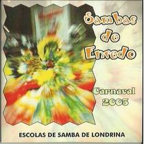 Cd Sambas Enredos De Londrina Pr