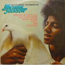 Vinil Michael Jackson - Os Grandes Sucessos