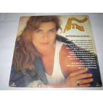 O Salvador Da Pátria - Internacional - Lp - Sigla - 1989