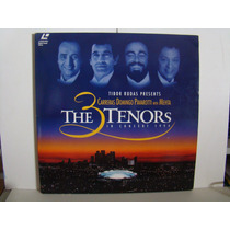Laserdisc-the 3 Tenors In Concert 1994-carreras/domingo/pav.