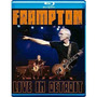 Peter Frampton - Live In Detroit- Blu-ray Novo Lacrado Raro