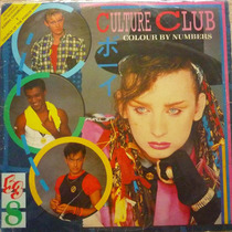 Vinil Culture Club - Colour By Numbers