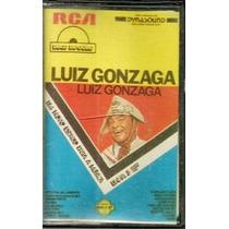 Fita Cassete ( K7 ) / Luiz Gonzaga = Disco De Ouro