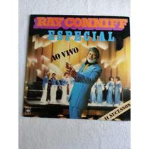 Ray Conniff - Especial Ao Vivo - 14 Sucessos (lp)