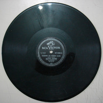 Disco 78 Rpm - Severino Januário - Rca Victor80-1698
