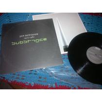 Lp Vinil Joy Division - Substance 1977/1980 - Com Encarte!