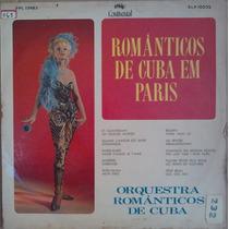 Românticos De Cuba Em Paris - 1971