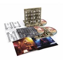 Cd Led Zeppelin Physical Graffiti (deluxe) =import= Lacrado