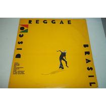 Lp Vinil Reggae Brasil Titãs Benjor Gilberto Gil Grav 1990