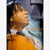 Dvd Djavan - Rua Dos Amores Ao Vivo (2014) Lacrado Original