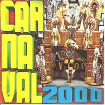 Cd Carnaval 2000 Samba De Enredo / / Frete Gratis