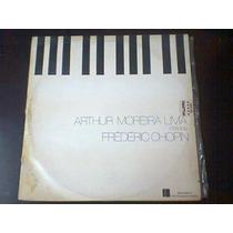 Lp Arthur Moreira Lima - Interpreta Chopin. Disco Duplo.