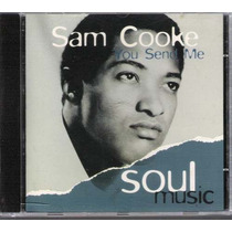 Cd Sam Cooke / You Send Me / Frete Gratis