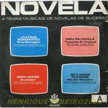 Novela Compacto 4 Temas Musicais Das Novelas De Sucesso