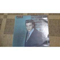 Lp-elvis Presley-reconsider Baby-disco Azul-importado