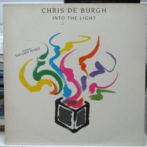 Lp Chris De Burgh Into The Light Inc Lady In Red Exx Estado