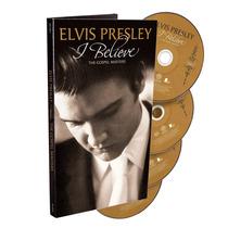 Cd Box Elvis Presley I Believe Gospel Masters [eua] Lacrado