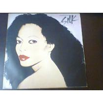 Lp Diana Ross - Silk Electric. Álbum C/ Encarte.