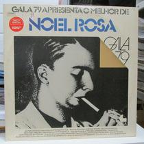 Lp Noel Rosa Gala Apresenta Araci De Almeida Rosinha De Vale