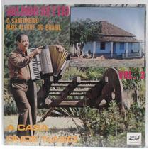 Lp Arlindo Betio - Vol 3 - A Casa Onde Nasci - 1991 - Sabiá