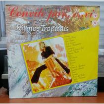 Orquestra Serenata Tropical - Ritmos Tropicais (lp)