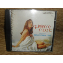 Cd-orquestra Romanticos De Cuba Quiereme Mucho Frete Gratis