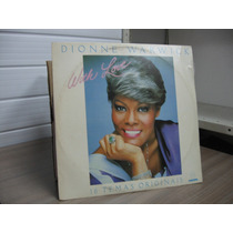 Lp Dionne Warwick With Love 16 Temas Originais Exx Estado