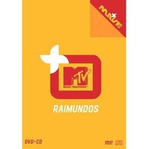 Dvd Raimundos Cd+ Dvd Mtv Raro