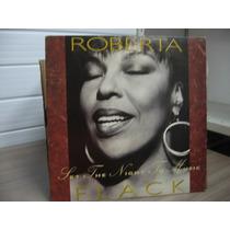 Lp Roberta Flack Set The Night To Music + Encarte