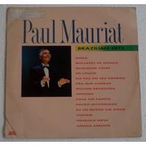 Lp Paul Mauriat Brazilian Hits 1994 Globo Polydor
