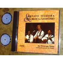 Cd Renato Teixeira Pena Branca Xavantinho - Tatui (1992)