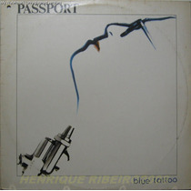Passport Lp Blue Tatoo