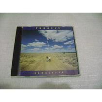 Cd - Tunnels Gamashara Album De 1992 Importado Japao
